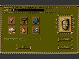 Populous II: Trials of the Olympian Gods (1995)
