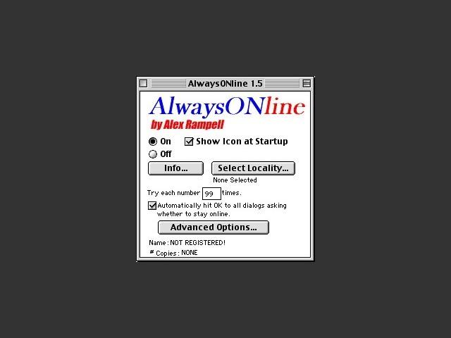 Always ONline (1997)