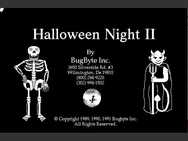 Halloween Night II (1989)