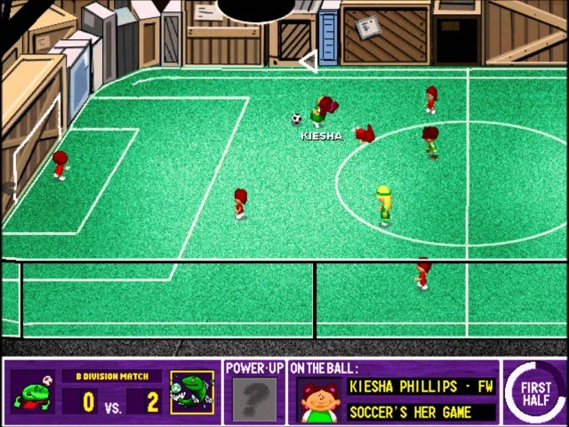 Backyard Soccer (1998)