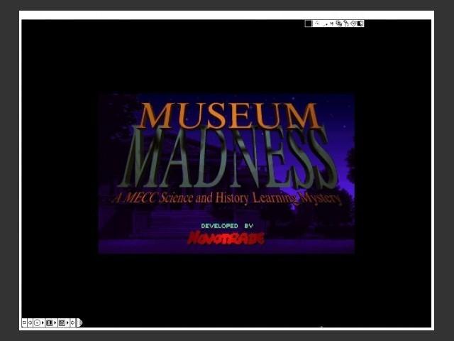 Museum Madness (1994)