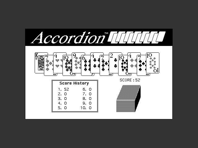 Accordion (1989)