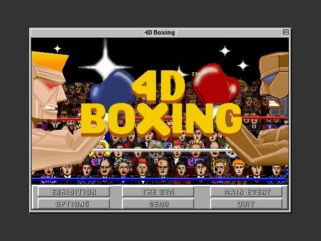 4D Boxing (1992)