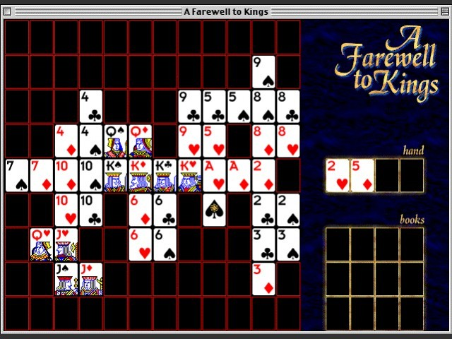 A Farewell to Kings (1996)