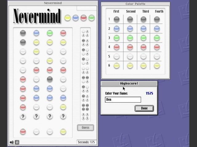 Nevermind (2002)