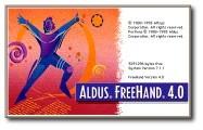 Aldus FreeHand 4.0 (1993)