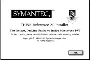 THINK Reference 2.0 (1992)