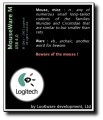 Logitech MouseWare and MouseKey for OS 7, 8 & 9 (1996)