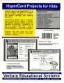 HyperCard Projects for Kids (1992)