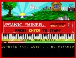 Manic Miner (2004)