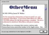 OtherMenu (1999)