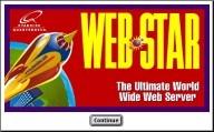 WebSTAR 2.0.1 + 2.1.1 + SSL 2.0 (1996)