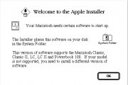 System 6.0.8L for Mac Classics, Mac LCs and the PowerBook 100 (1991)