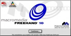 FreeHand 10 (2001)