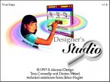Designer's Studio (Kaleidoscope editor) (1997)