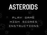 Asteroids (flash movie & widget) (2005)