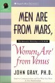 Men Are From Mars, Women Are From Venus (1995)
