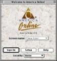 America Online 2.x (1995)