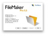 FileMaker Pro 5.5 (2001)