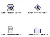 Kensington Turbo Mouse 4.0.1 (and 1.0) (1992)