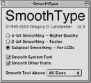 SmoothType 2.3.1 (2002)