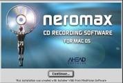NeroMAX 1.5.8 (2001)