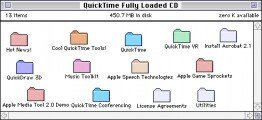 QuickTime Fully Loaded CD (1996)