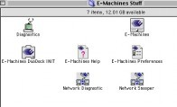 [Misc Supermac / E-Machines Control Panels and Software] (1994)