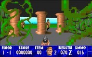 Wolfenstein 3D: Spear Of Destiny (1992)