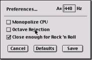 BassTuner v2.0 (1994)