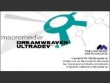 Dreamweaver UltraDev 4.0 + updater (2000)