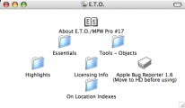 Apple E.T.O. (Essentials - Tools - Objects) 1995 Disc Collection (1995)