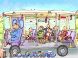 Max Goes by Bus, Train and Ship (2006)