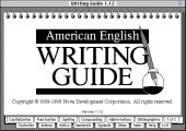 American English Writing Guide (1990)