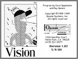 Opcode Vision 1.02+ (1989)