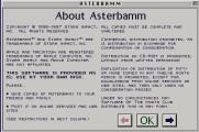 Asterbamm (1996)