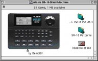 Alesis SR-16 Drum Machine Samples (2000)
