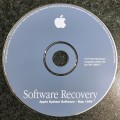 Software recovery. Apple System Software - 1999.05. Disc 1 & 2. For Power Macintosh computers... (1999)