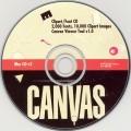 Canvas Clip Art (1995)