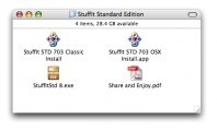 StuffIt Standard Edition 7.0.3 (2002)