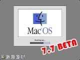 Mac OS 7.7 Beta (7.7a2c5 a.k.a. 8.0a2c5) (1997)