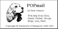 POPmail II 2.2 (1993)
