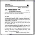 Macintosh Tech Notes - October 1989 (1989)