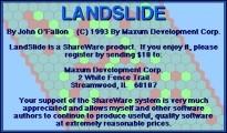 LandSlide (1993)