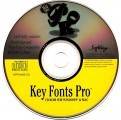 Key Fonts Pro: Mac, Win & NeXT Fonts (1994)