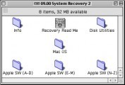 System Software Recovery. 2000 September (CD 2 of 2) (2000)