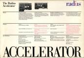 The Radius Accelerator for Macintosh 512e, Plus and SE (0)