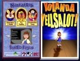 Fisher-Price Read & Play: Yolanda Yellsalot (1996)