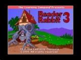 Reader Rabbit 3 (Floppy disk version) (1994)