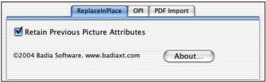Badia ReplaceInPlace XT 1.0 (2004)
